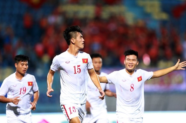 U20 coach hopes to win World Cup group round hinh anh 1