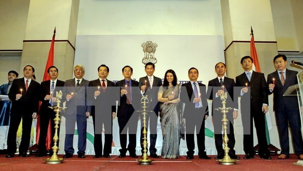 India hopes to beef up ties with HCM City hinh anh 1