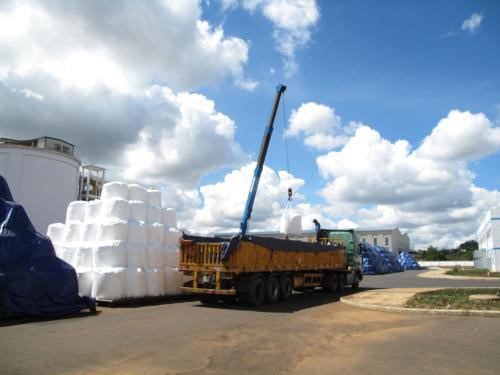 Aluminum hydroxide exported to overseas markets hinh anh 1