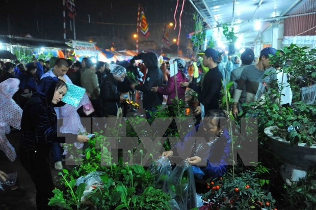 Once-a-year market offers luck for sale hinh anh 1