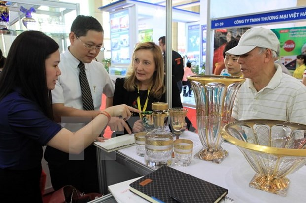 Vietnam Expo 2017 to be held in Hanoi in April hinh anh 1