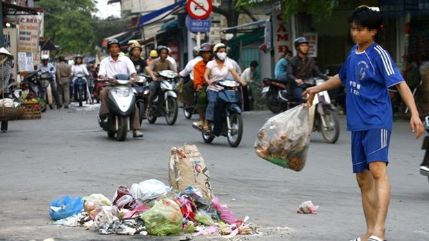 Public ignore stiff fines for littering hinh anh 1