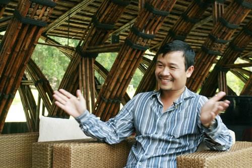 Architect Vo Trong Nghia wins British Royal award hinh anh 1