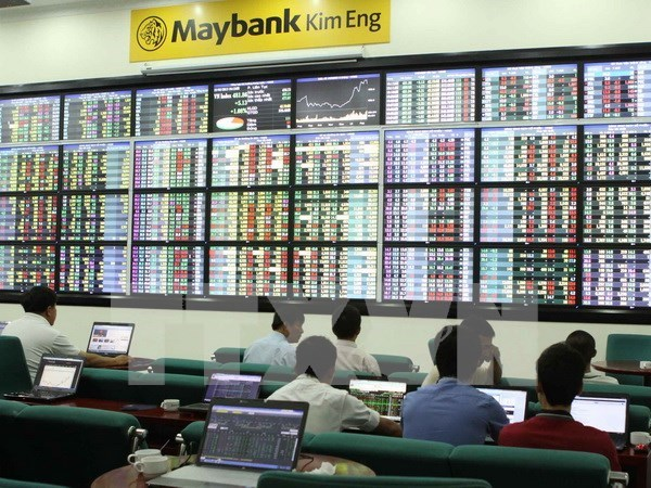 HOSE launches first trading session in lunar New Year hinh anh 1