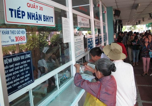 Poor people encouraged to join health insurance hinh anh 1