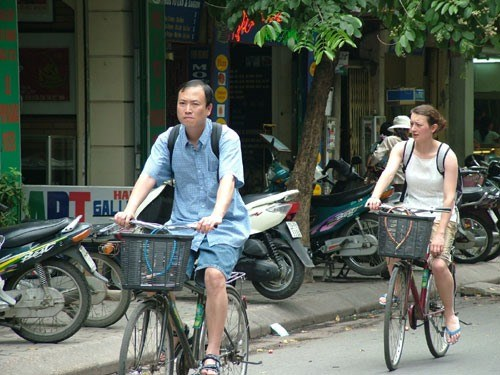Can Tho to pilot public bicycle rental services hinh anh 1