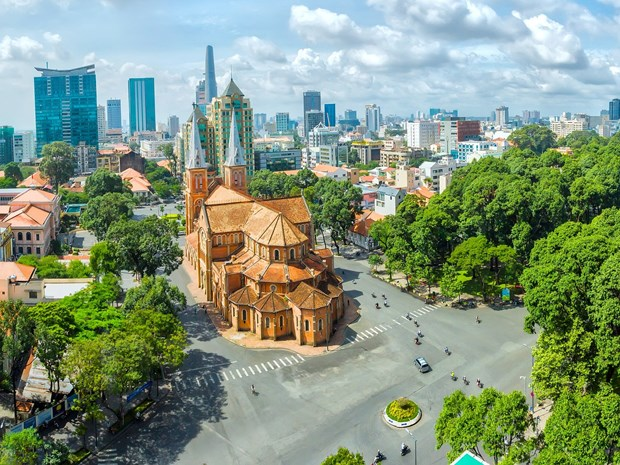 HCM City among 50 world's most beautiful cities hinh anh 1