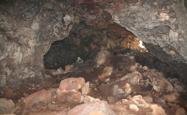 Prehistoric relics found inside volcano caves in Dak Nong hinh anh 1