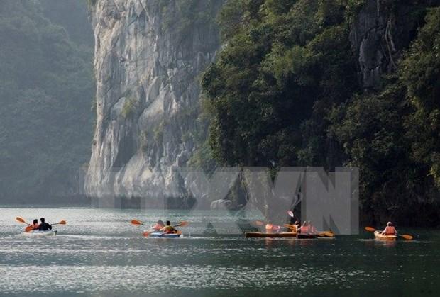 Lan Ha Bay – marine tourist magnet of Vietnam hinh anh 1