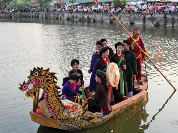 Lim festival spotlights love duet singing hinh anh 1