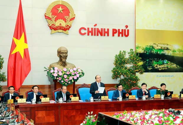 Gov't resolution instructs orientations of ministries' activities hinh anh 1