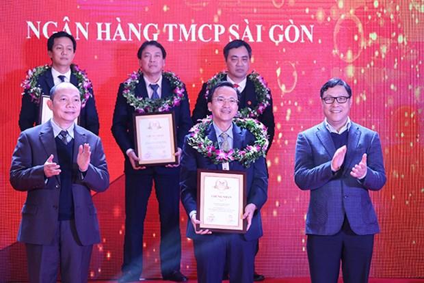 Saigon bank among largest businesses of Vietnam hinh anh 1