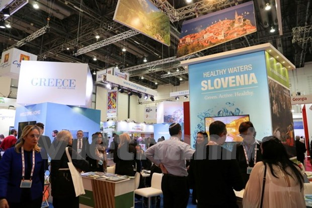 Vietnam attends annual tourism expo in Israel hinh anh 1