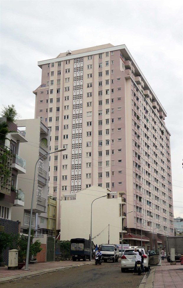 HCM City pilots cheap housing for workers at industrial parks hinh anh 1