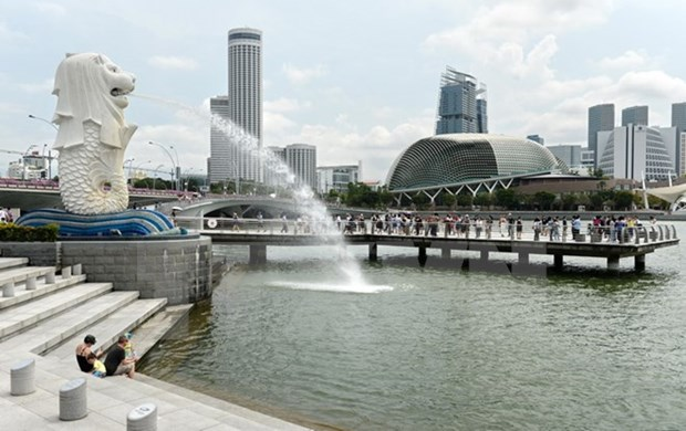 Singapore outlines seven strategies for economic development hinh anh 1