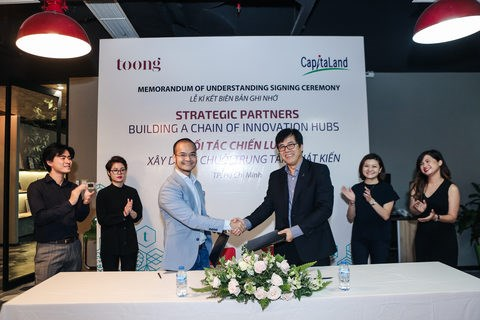 Deal signed to develop co-working space in Vietnam hinh anh 1