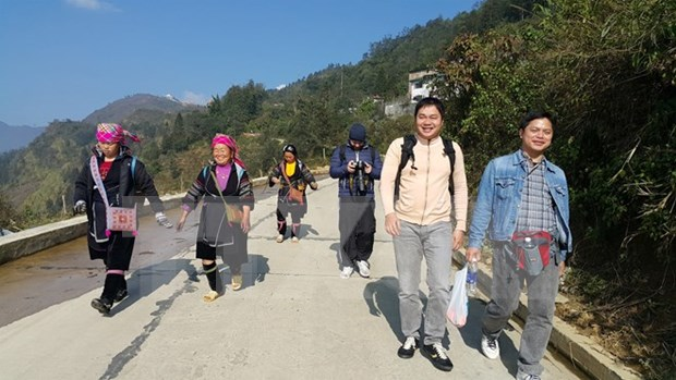 Lao Cai develops sustainable tourism hinh anh 1