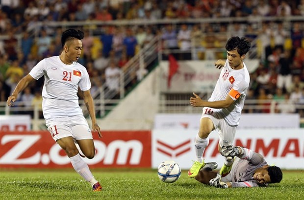 Vietnam's football set out ambitious goals hinh anh 1