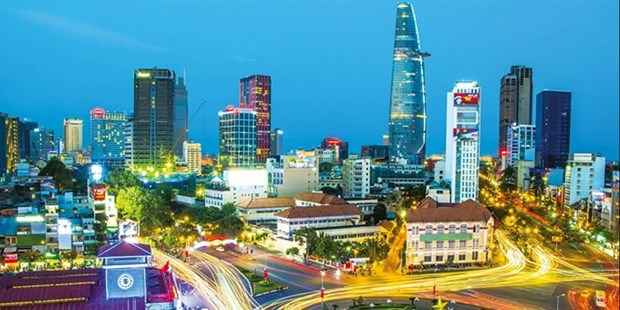 HCM City targets 8.7 percent growth in 2017 hinh anh 1