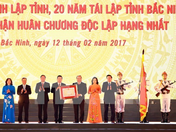 Bac Ninh urged to become symbol of Vietnam's rise in high technology hinh anh 1