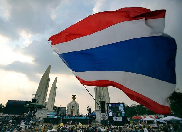 Thai Government begins reconciliation forum with political parties hinh anh 1