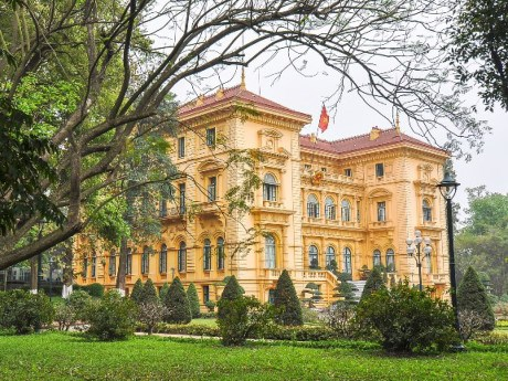 Hanoi's Presidential Palace among world's best palaces hinh anh 1
