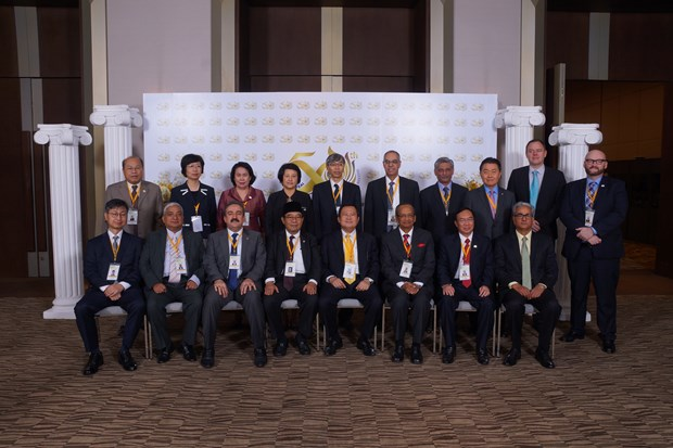 Asian audit governing body convenes 51st session hinh anh 1