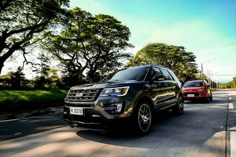 Ford sells 2,544 units in January hinh anh 1
