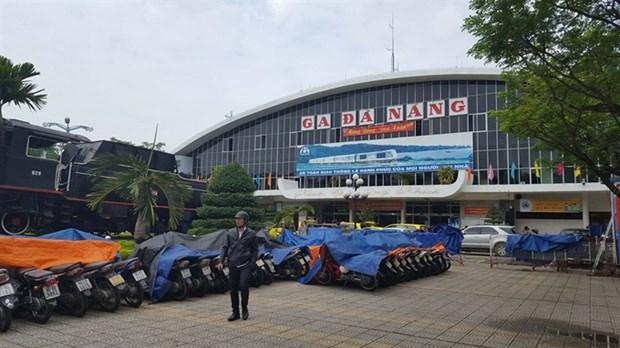 Da Nang moves forward with railway plan hinh anh 1