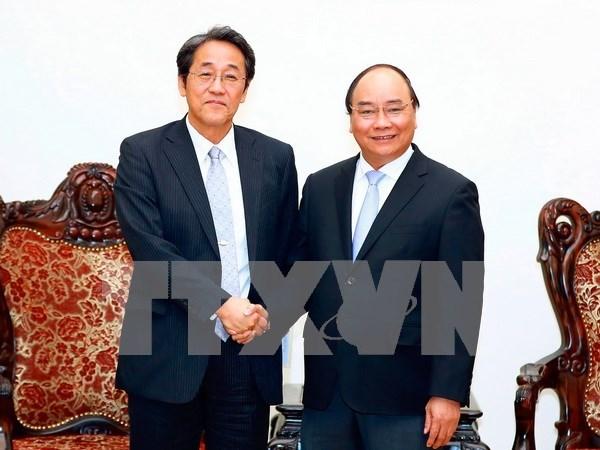 Prime Minister receives Japanese Ambassador to Vietnam hinh anh 1