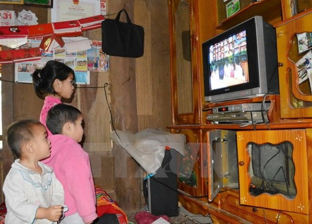 Northern, southern localities to halt analogue broadcasting before July 1 hinh anh 1