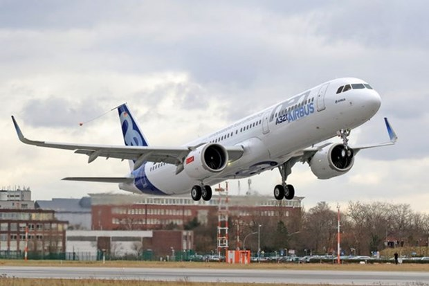 Vietnam Airlines leases six A321neo aircraft hinh anh 1