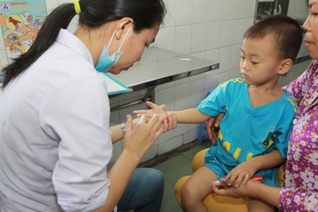 Ministry warns of foot and mouth disease spread hinh anh 1