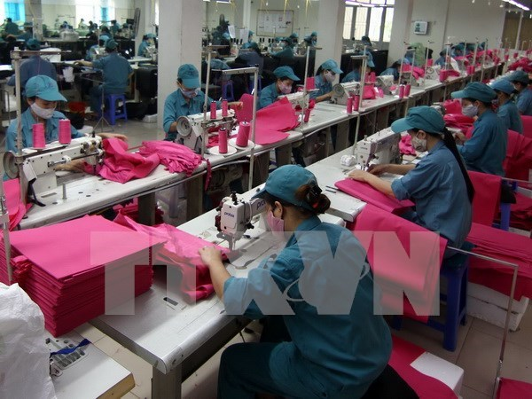 Vietnam among top five Asian exporters to Canada hinh anh 1