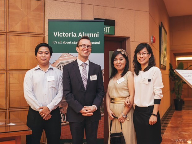 Vietnamese student numbers growing in New Zealand hinh anh 1