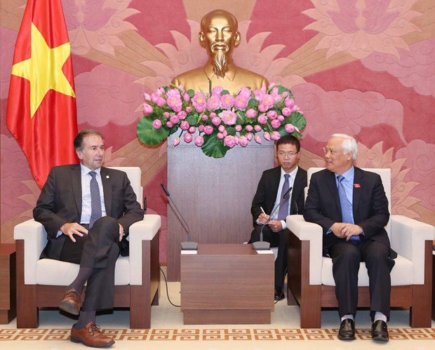 Legislator calls for stronger Vietnam-Argentina relations hinh anh 1