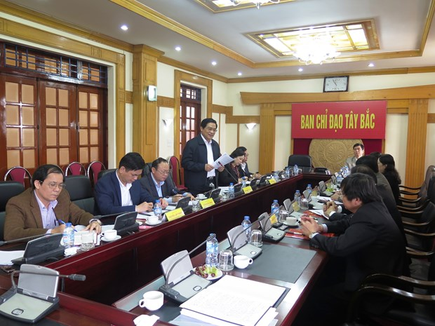 Household poverty in northwest region falls 3.4 percent in 2016 hinh anh 1