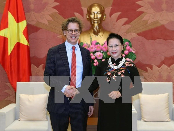 Vietnam looks forward to stronger ties with Sweden, Hungary hinh anh 1