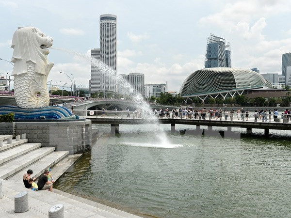 Singapore's economy forecast to expand 1-3 percent in 2017 hinh anh 1