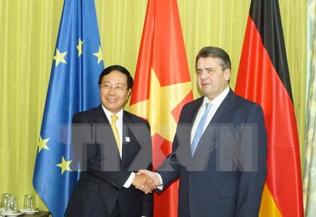 Deputy PM calls for G20 support to developing countries hinh anh 1