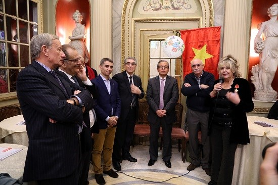 Turin gathering highlights Vietnam-Italy relations hinh anh 1