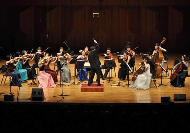 RoK orchestra coming to Hanoi hinh anh 1