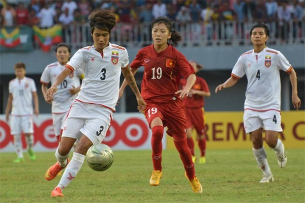 Regional football champs for women delayed hinh anh 1