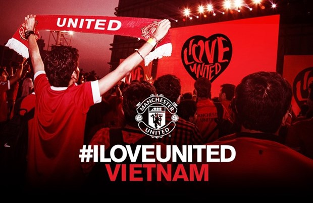 The Manchester legends return to VN for ILOVEUNITED event hinh anh 1