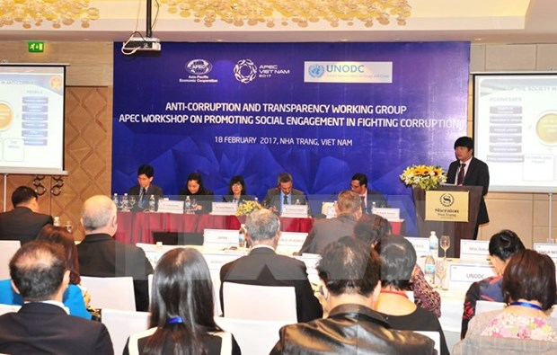 APEC working groups discuss cooperation orientations in 2017 hinh anh 1