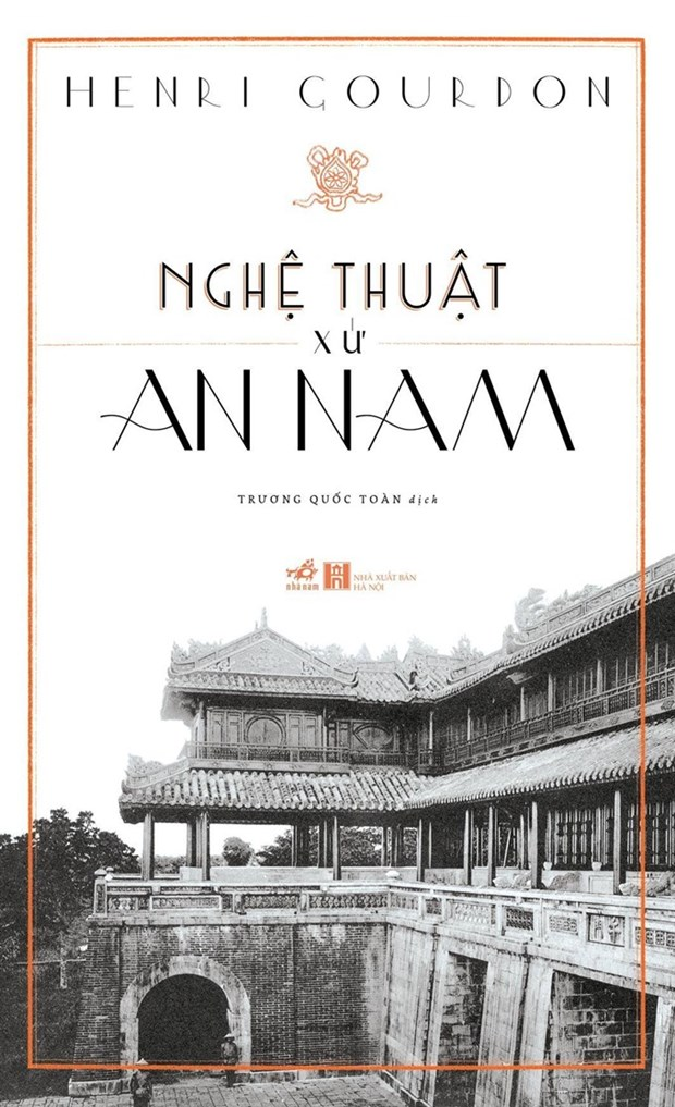 Vietnamese version of The Art of Annam to be launched hinh anh 1