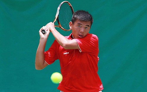 Nam to play singles, doubles in China F2 tennis event hinh anh 1
