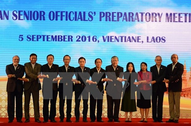 Vietnam attends ASEAN SOM in Philippines hinh anh 1