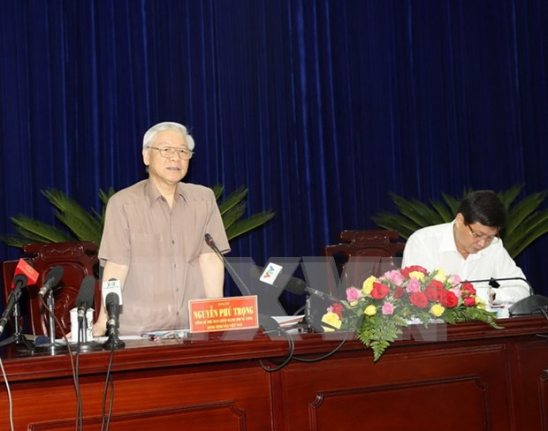 Bac Lieu urged to promote hi-tech agriculture hinh anh 1