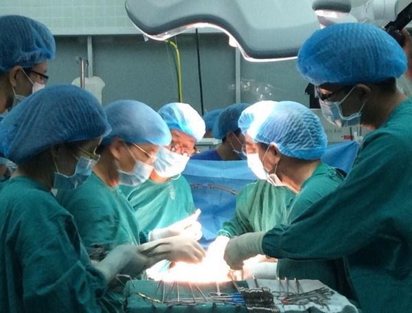 66 liver transplants performed at Vietnamese hospitals hinh anh 1